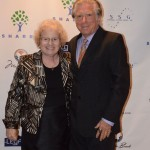 Ruth Hollman and Leonard Lee Buschel, founder of Reel Recovery.
