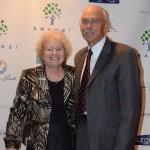 Honoree Paul Stansbury and Ruth Hollman