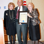 Sharon Dunas, Paul Stansbury and Ruth Hollman