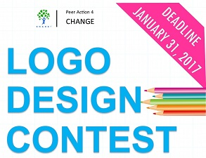 Win $50–Logo Contest for Peer Action 4 Change