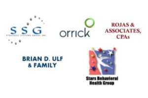 Sponsors On One Page